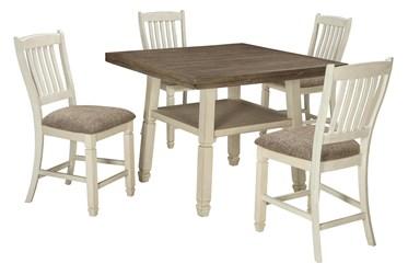 Knollwood 5 Piece Counter Set