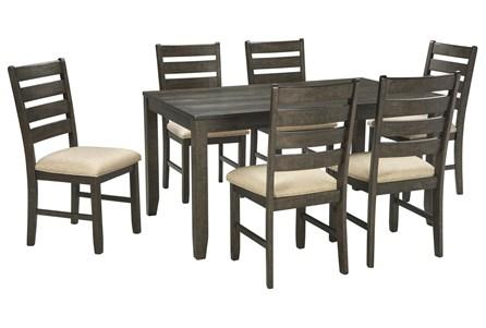 Rokane 7 Piece Dining Set - Main