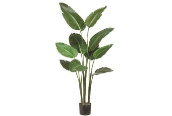 5' Artificial Bird Of Paradise Plant