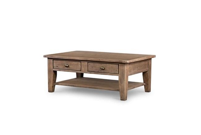 Sundried Ash Coffee Table - 360