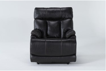 Clive Black Power Lift Recliner With Power Headrest And Lumbar