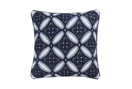 18X18 Embroidered Decorative Pillow