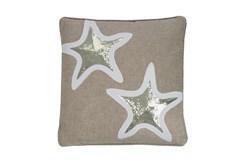 18X18 Decorative Starfish Pillow