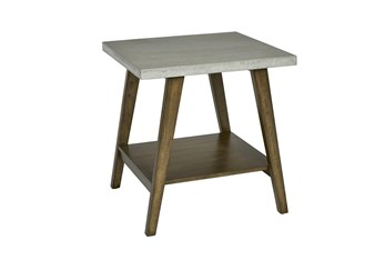 Wesley End Table