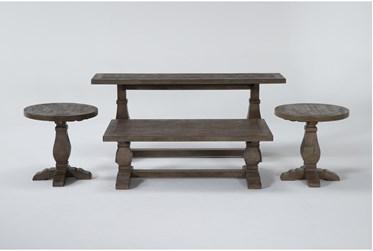 Caden 4 Piece Coffee Table Set