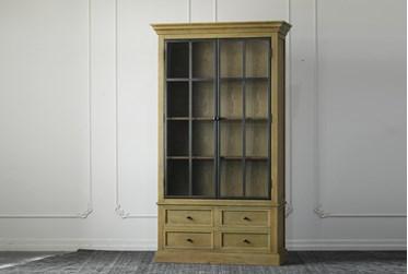 Natural Ash Tall Cabinet