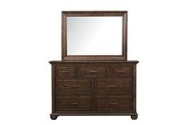 Channing Brown Mirror
