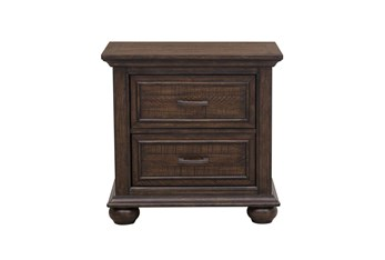 Channing Brown Nightstand