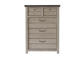 Fran Grey Chest Of Drawers