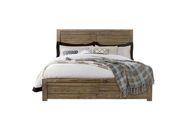 Sono Eastern King Panel Bed