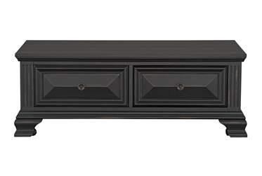Passages Black Coffee Table