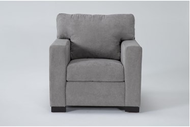 Carbondale Light Grey Chair