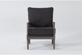 Abbot Charcoal Accent Chair