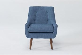 Rhodes Blue Accent Chair