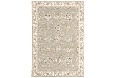 """1'10""""X 3'2"""" Rug-Anona Traditional Blooms"""