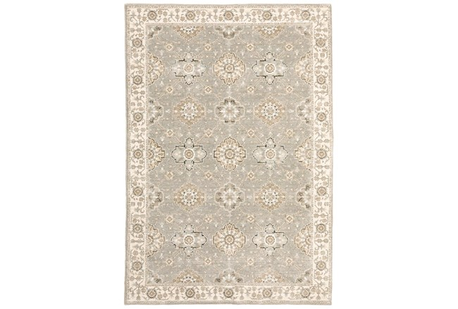 """5'3""""X7'3"""" Rug-Anona Traditional Blooms - 360"""