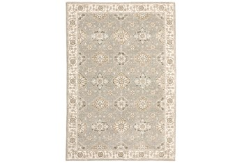 """6'7""""X 9'6"""" Rug-Anona Traditional Blooms"""