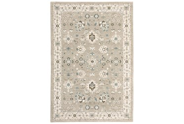 """3'3""""X5'2"""" Rug-Anona Traditional Floral"""