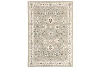 """5'3""""X7'3"""" Rug-Anona Traditional Floral"""