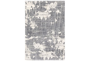 """3'10""""X5'5"""" Rug-Asher Space Dyed Shag"""