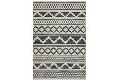 """7'10""""X10' Outdoor Rug-Tola Aztec"""