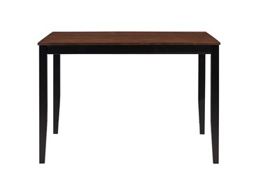 Walden Light Brown Wood Counter Height Table