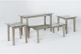 Adin 4 Piece Coffee Table Set