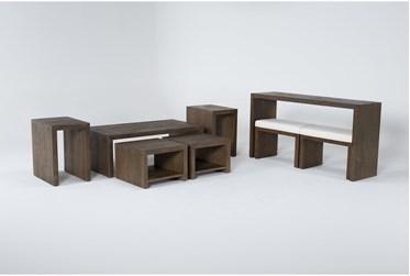 Rio 8 Piece Nesting Coffee Table Set
