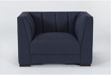 Palermo Blue Armchair