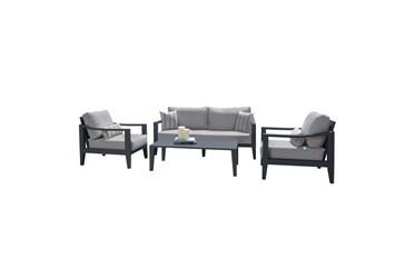 Riviera Outdoor 4 Piece Sofa Set