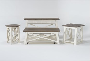 Sims 4 Piece Coffee Table Set