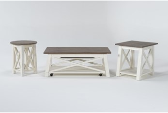 Sims 3 Piece Coffee Table Set
