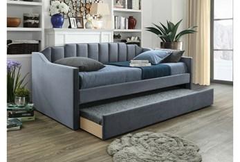Menske Upholstered Daybed With Trundle