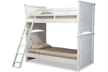 Madsie Twin Over Twin Bunk Bed