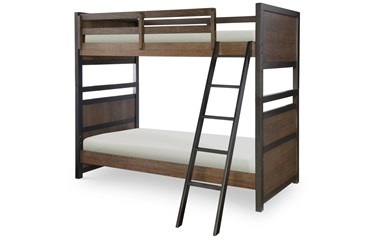 Fullerton Twin Over Twin Bunk Bed