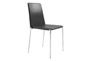 Alex Black Dining Chair