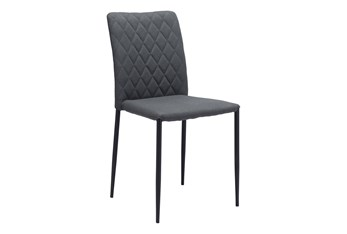 Harve Gray Dining Chair