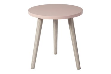 Ellie Pink Accent Table