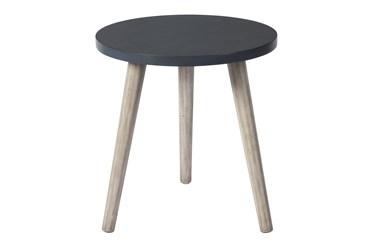 Ellie Blue Accent Table