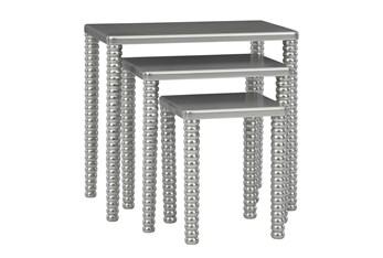 Luella 3 Piece Nesting Table Set
