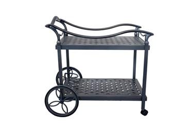 New Haven Desert Night Outdoor Bar Cart