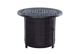 """Concord Outdoor 30"""" Round Firepit"""