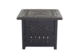 """Andover Outdoor 30"""" Square Firepit"""