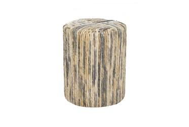 15X18 Multi Color Teak Wood Stool