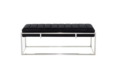 48X18 Multi Color Stainless Steel Bench