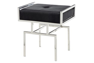 23X18 Multi Color Stainless Steel Stool
