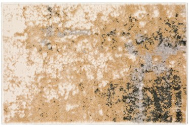 "20""X30"" Rug-Jacinto Gold/Grey Marbled"