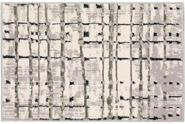"20""X30"" Rug-Jacinto Grey Grid"