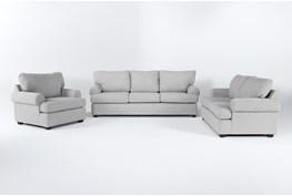Hampstead Dove Sofa/Loveseat/Chair Set