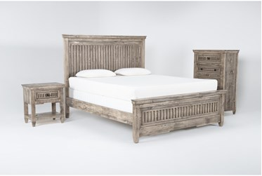 Landon Eastern King 3 Piece Bedroom Set